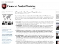 Financial Analyst Training