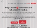 Environmental Litigation Attorney