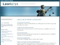 Lawteryx: Legal Guide to Workers Compensation