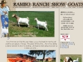 Rambo Ranch Boer Goats