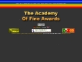 The Academy Of Fine Awards By EUTODA