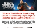 Training For Speed