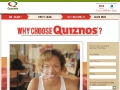 Own A Quiznos: Sandwich Franchise