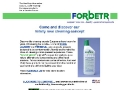 Forbetr Products, Inc.