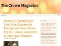 The Crown Magazine(TM)