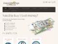 Travel Money: Currency Exchange