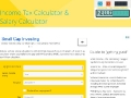 Income Tax Salary Calculator