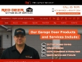 Red Deer Garage Door Services - Garage Doors