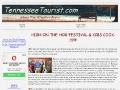 Travel With TennesseeTourist.com - Today