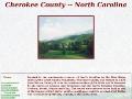 Cherokee County Webmaster