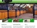 Barns and arena setups; stabling equipment; other