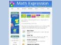 Math Expression: Free Math Tutor Online