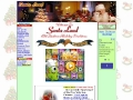 SantaLand.com - Christmas on the Net