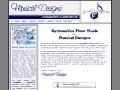 Musical Designs - Gymnastics Floor Music