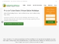 African Safaris and Vacation Holidays
