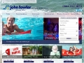 John Fowler Caravan Holiday