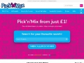 Buy Pick and Mix Online | Huge Selection of Fresh Class Swee