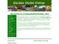 Gardening supplies, plants, garden tools-GardenOut