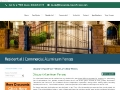 Discount Aluminum Fences