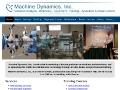 Machine Dynamics, Inc.