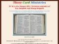 Three Cord Ministries