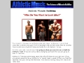Athletic Muscle Building