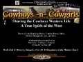 COWBOYS~N~COWGIRLS  A Place in the Hearts