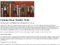 Quality Tools Ltd - Chainsaws & Lawnmowers