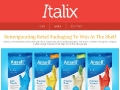 Italix Design | Retail Packaging Designers
