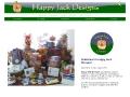 Happy Jack Designs Childrens Book Baskets