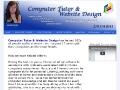 Computer Tutor & Web Site Design