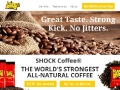Shock Coffee: Wholesale Coffee Supplier