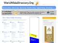 World Wide Web Directory