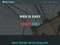 Zealus Web Design, e-commerce development, web hos
