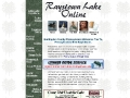 Raystown Lake Visitorsn Website