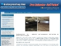 Wet Basement Repair - Waterproofing