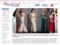 Prom Dresses and Homecoming Gowns