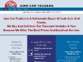 We Buy Junk Cars for Cash | Junk Car Traders