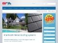 Interlock Metal Roofing