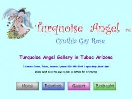 Turquoise Angel