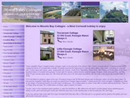 Kenegie Manor Holiday Cottages