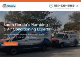 Smart Choice Plumbing and Air Conditioning