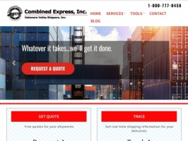 LTL & Truckload Freight Services - Combined Express