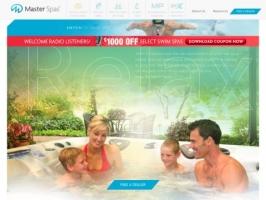 Master Spas Portable Hot Tubs