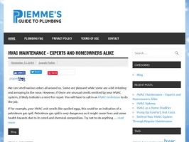 Piemme Guide to Plumbing