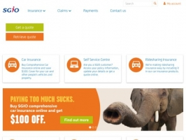 SGIO Car Insurance