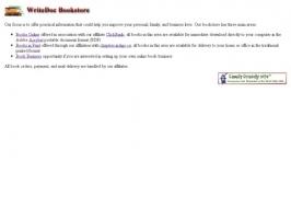 Books: Webbed Documents List