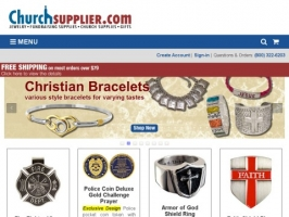 ChurchSupplier: Jewelry and Supplies