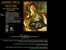 Artist-Painter / Independent - James Paul Kocsis