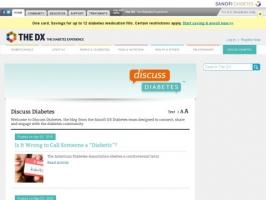 Discuss Diabetes Blog